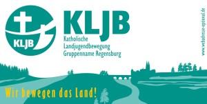 Beispiel Spannband-Banner-KLJB-Regensburg